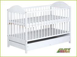 Attēls  Bērnu gultiņa EWELINA II ar kasti