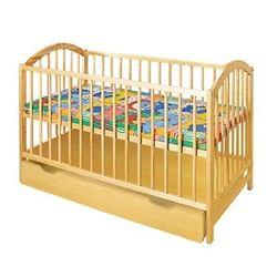 Attēls  Bērnu gultiņa EWELINA I ar kasti