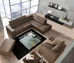 Attēls  Stūra dīvāns PARYS 1 ar krēslu