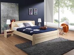 Attēls  Koka gulta BAZYL 180