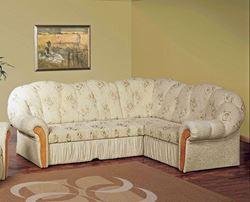 Attēls Klasiskie stūra dīvāni