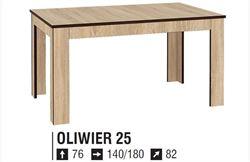 Attēls  Izvelkams galds OLIWIER 25