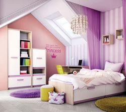 Attēls  Bērnu istabas komplekts BEST Nr.5