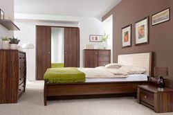 Attēls Guļamistabas iekārta SENEGAL (2 krāsas)