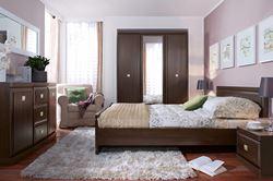 Attēls Guļamistabas iekārta OREGON (2 krāsas)
