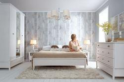 Attēls  Guļamistabas komplekts ORLAND 1