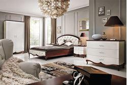 Attēls Guļamistabas iekārta MILANO