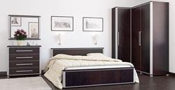 Attēls  Guļamistabas komplekts NAOMI 2