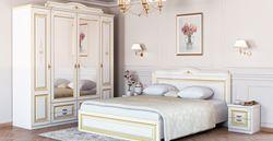 Attēls  Guļamistabas komplekts ROZA 1