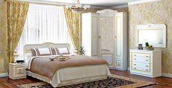 Attēls  Guļamistabas komplekts ROZA 2