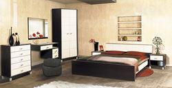 Attēls Guļamistabas iekārta DOMINO (NEMAN)