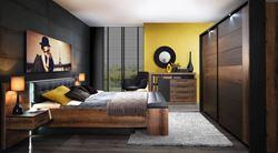 Attēls Guļamistabas komplekts BELLEVUE