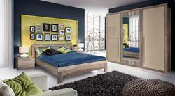 Attēls Guļamistabas komplekts MALVAGIO