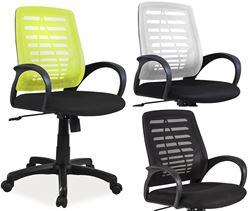Attēls  Biroja krēsls Q-073 (3 krāsas)