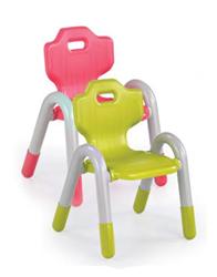 Attēls  Bērnu krēsls BAMBI (2 krāsas)
