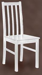 Attēls  Koka krēsls BOSS X D (Balts)