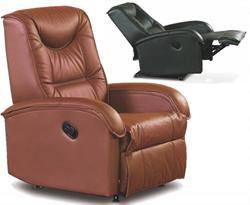 Attēls  Atpūtas krēsls-reglaineris JEFF (2 krāsas)