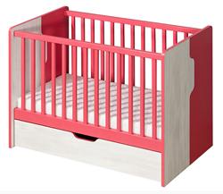 Attēls  Bērnu gulta NUKI NU10