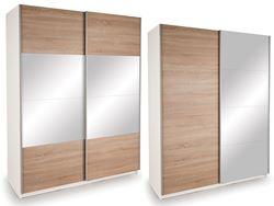Attēls  Skapis ECO PLUS 150 ZL BT13 ar spoguli