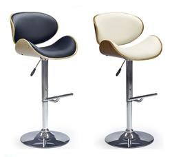 Attēls  Bāra krēsls H-44 (2 krāsas)