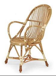 Attēls  Pīts krēsls WICKER