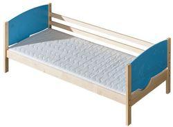 Attēls  Koka gulta TRIO (4+12 krāsas)