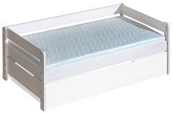Attēls  Koka gulta BORYS (4 krāsas)