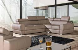 Attēls  Stūra dīvāns VENTO 2 ar krēslu