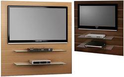 Attēls  TV  turētājs, galds PANORAMA 2 (2 krāsas)