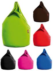 Attēls  Sēžammaiss, pufs XL 250L Audums kodura (6 krāsas)