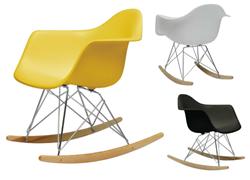 Attēls  Šūpuļkrēsls AC-018R (3 krāsas)