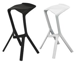 Attēls  Bāra krēsls AC-086 (2 krāsas)