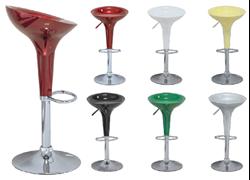 Attēls  Bāra krēsls AS-101 (6 krāsas)