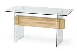 Attēls  Stikla galds BERGEN