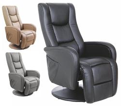 Attēls  Masāžas krēsls-reglaineris PULSAR (4 krāsas)