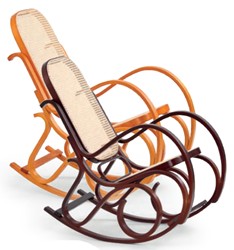 Attēls  Šūpuļkrēsls MAX BIS (2 krāsas)