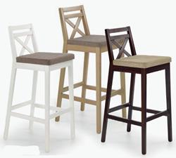 Attēls  Bāra krēsls BORYS (3 krāsas)