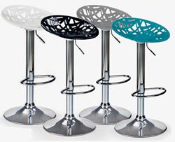 Attēls  Bāra krēsls H-56 (4 krāsas)