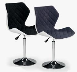Attēls  Zems bāra krēsls MATRIX 2 (2 krāsas)
