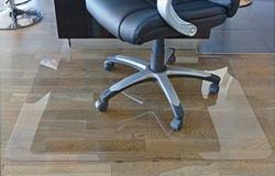 Attēls  Aizsargājošs grīdas paklājs (125x100 cm)