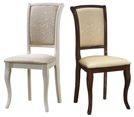 Attēls  Koka krēsls MILANO MN-SC (2 krāsas)