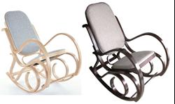 Attēls  Šūpuļkrēsls GORDON CLASSIC (2 krāsas)