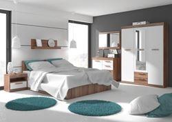 Attēls Guļamistabas komplekts MAXIMUS (4 krāsas)