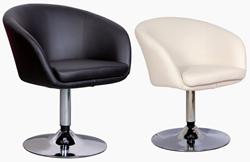 Attēls  Bāra krēsls A-322 (2 krāsas)