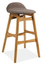 Attēls  Bāra krēsls TRENTO