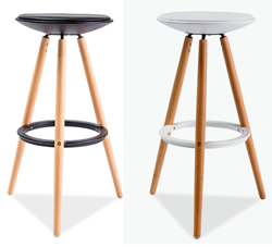 Attēls  Bāra krēsls ROXY (2 krāsas)