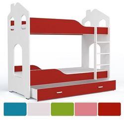 Attēls  Divstāvu gulta DOMINIK DOMEK 160 (5 krāsas)