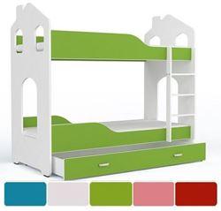 Attēls  Divstāvu gulta DOMINIK DOMEK 180 (5 krāsas)