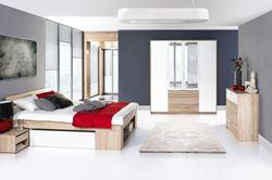 Attēls  Guļamistabas komplekts MILO Nr.1