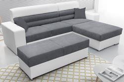 Attēls  Stūra dīvāns 2 GRAND (KREISAIS)